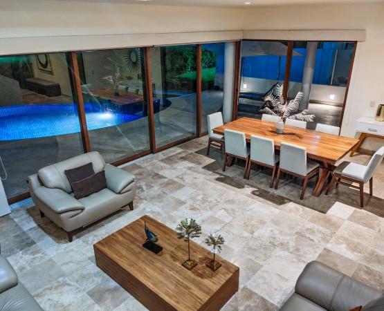 Sala Villa Hotel B Nayar Riviera Nayarit Resort Todo Incluido
