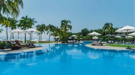 Eventos Playa Alberca Hotel B Nayar Riviera Nayarit Resort Todo Incluido
