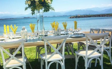 Mesa Eventos Playa Hotel B Nayar Riviera Nayarit Resort Todo Incluido