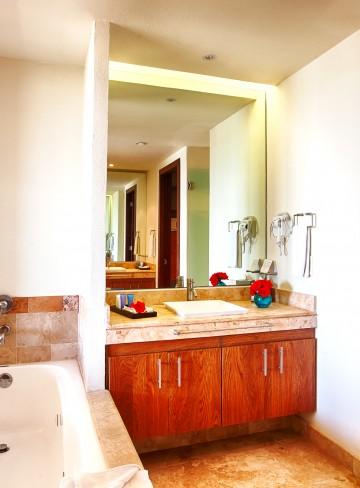 Baño Villa Hotel B Nayar Riviera Nayarit Resort Todo Incluido