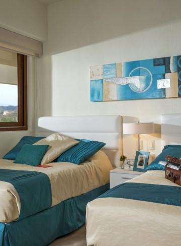 Dos Camas Habitacion Hotel B Nayar Riviera Nayarit Resort Todo Incluido