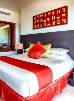Cama Habitacion Hotel B Nayar Riviera Nayarit Resort Todo Incluido