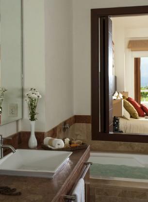 Hidromasaje Habitacion Hotel B Nayar Riviera Nayarit Resort Todo Incluido