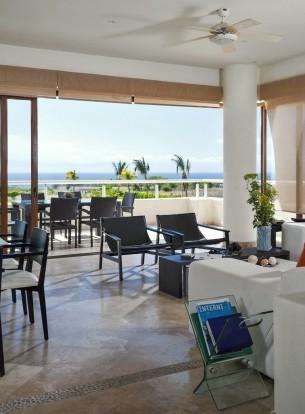 Sala Balcon Habitacion Hotel B Nayar Riviera Nayarit Resort Todo Incluido