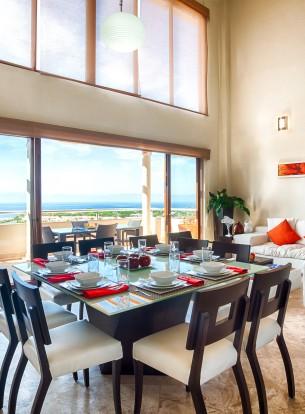 Comedor Villa Hotel B Nayar Riviera Nayarit Resort Todo Incluido