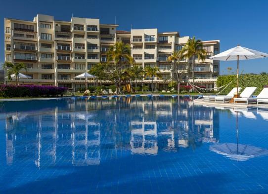 Alberca Torre Hotel B Nayar Riviera Nayarit Resort Todo Incluido