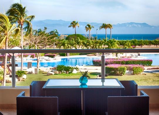 Balcon Habitacion Hotel B Nayar Riviera Nayarit Resort Todo Incluido