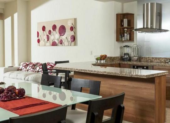 Cocina Habitacion Hotel B Nayar Riviera Nayarit Resort Todo Incluido