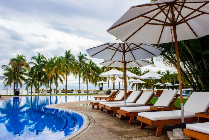 Alberca Hotel B Nayar Riviera Nayarit Resort Todo Incluido