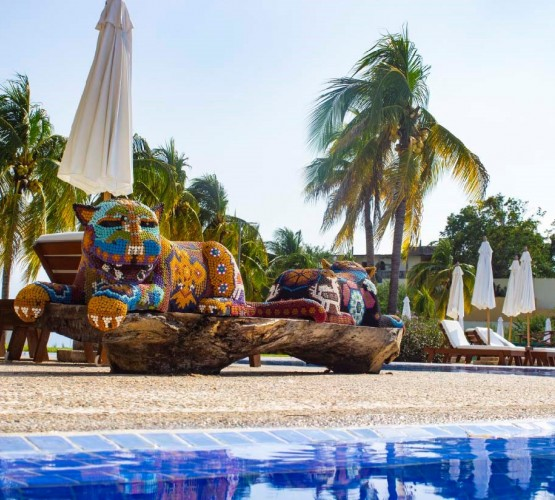 Arte Huichol Hotel B Nayar Riviera Nayarit Resort Todo Incluido