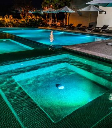 Albercas Hotel B Nayar Riviera Nayarit Resort Todo Incluido