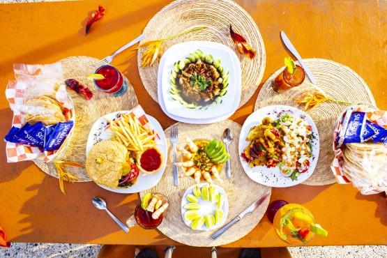 Comida Restaurantes Hotel B Nayar Riviera Nayarit Resort Todo Incluido