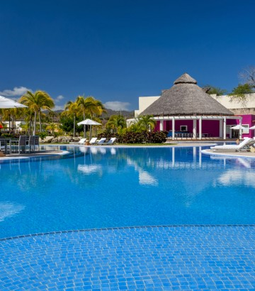 Restaurante Dharma Hotel B Nayar Riviera Nayarit Resort Todo Incluido