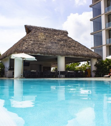 Restaurante Taho Hotel B Nayar Riviera Nayarit Resort Todo Incluido
