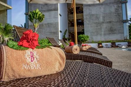 Camastros  Hotel  B  Nayar  Riviera  Nayarit  Resort  Todo  Incluido